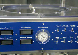MTECH Labs Specialized Testing Automated Cool Cycle Test Dewar